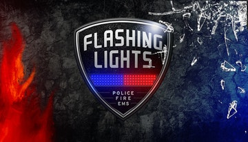 Flashing Lights - Police Fire EMS
