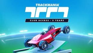 Trackmania: Club Access - 3 Year