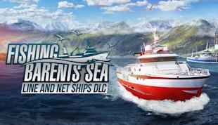 Fishing: Barents Sea - Line and Net Ships DLC