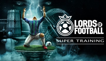 Lords Of Football - Super Training DLC