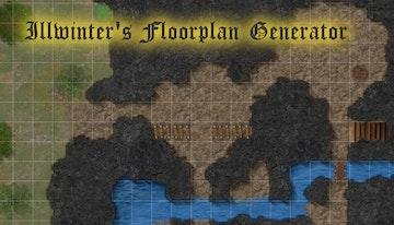 Illwinter's Floorplan Generator