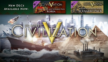 Sid Meier's Civilization® V: Civilization and Scenario Pack – Korea (Mac)