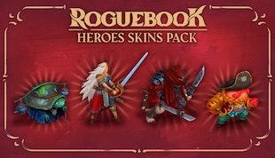 Roguebook - Heroes Skins Pack DLC