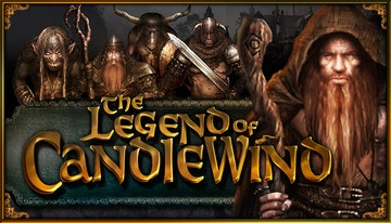 The Legend of Candlewind: Nights & Candles