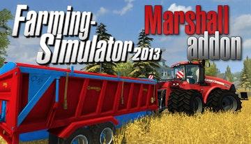 Farming Simulator 2013: Marshall Trailers