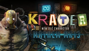 Krater Mayhem Mk 13 Character DLC