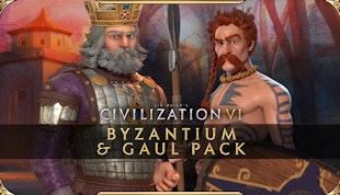 Civilization VI - Byzantium & Gaul Pack (Mac)