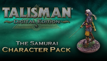 Talisman - Character Pack #16 - The Samurai