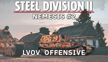 Steel Division 2 - Nemesis #2 - Lvov Offensive