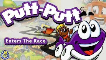 Putt-Putt Enters the Race