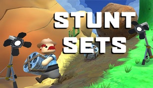 Totally Reliable Delivery Service - Stunt Sets