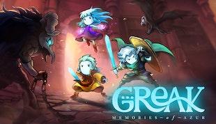 Greak: Memories of Azur Digital Artbook
