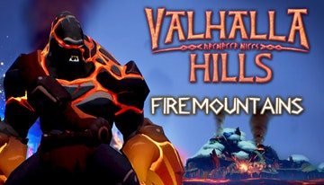 Valhalla Hills: Fire Mountains DLC