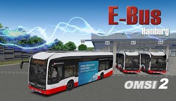 OMSI 2 Add-On E-Bus Hamburg