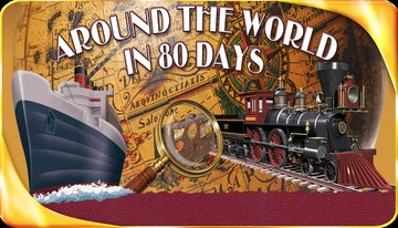 Around the World in 80 Days Extended Edition