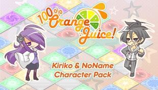 100% Orange Juice - Kiriko & NoName Pack