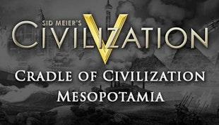 Sid Meier's Civilization® V: Cradle of Civilization – Mesopotamia (Mac)
